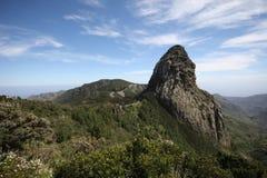 Roca de Agando Imagen de archivo libre de regalías