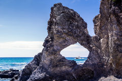 Roca de Australia imagenes de archivo