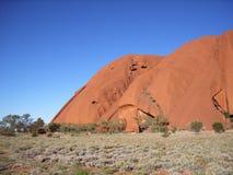 Roca de Ayers Imagen de archivo