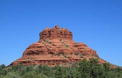 Roca de Bell en Sedona, AZ Imágenes de archivo libres de regalías