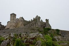 Roca de Cashel Foto de archivo libre de regalías