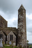 Roca de Cashel Imágenes de archivo libres de regalías