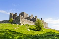 Roca de Cashel, Irlanda Imagenes de archivo