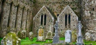 Roca de Cashel, Irlanda Imagen de archivo libre de regalías