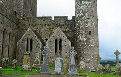 Roca de Cashel, Irlanda Foto de archivo