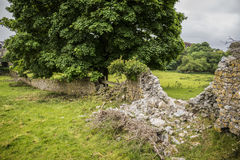 Roca de Cashel - Irlanda Imagen de archivo libre de regalías