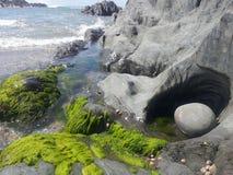 'Roca de edades' Foto de archivo libre de regalías