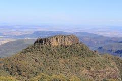 Roca de Euglah, parque nacional del Mt Kaputar, Nuevo Gales del Sur, Australia fotos de archivo libres de regalías