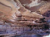 Roca de Katoomba Fotos de archivo