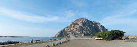 Roca de la bahía de Morro Imagen de archivo
