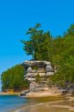 Roca de la capilla fotografía de archivo libre de regalías