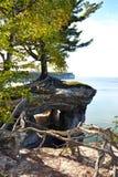 Roca de la capilla Imagen de archivo