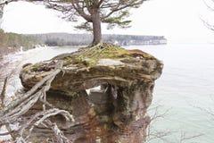 Roca de la capilla fotos de archivo libres de regalías