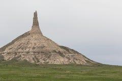 Roca de la chimenea Foto de archivo libre de regalías