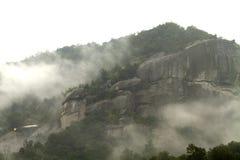 Roca de la chimenea Imagen de archivo libre de regalías
