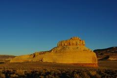 Roca de la iglesia, Utah Foto de archivo