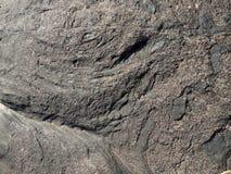 Roca de la lava Imágenes de archivo libres de regalías