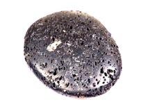 Roca de la lava del balneario Imagenes de archivo