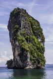 Roca de la montaña Fotos de archivo