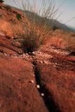 Roca de la piedra arenisca Fotos de archivo libres de regalías