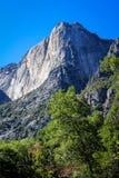 Roca de Montain - parque nacional de Yosemite Fotografía de archivo libre de regalías