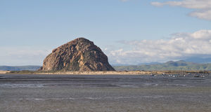 Roca de Morro Imagenes de archivo
