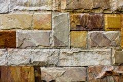 Roca de pared Foto de archivo libre de regalías