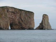 Roca de Perce Imagen de archivo libre de regalías