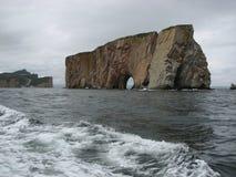 Roca de Perce Imagenes de archivo