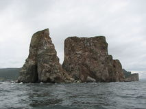 Roca de Perce Fotografía de archivo libre de regalías