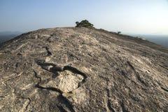 Roca de Pidurangala, Sri Lanka Fotos de archivo
