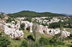 Roca de piedra de la boda Imágenes de archivo libres de regalías