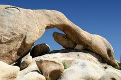 Roca del arco Imagen de archivo libre de regalías