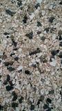 Roca del blanco de la textura Foto de archivo libre de regalías