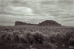 Roca del fuerte Fotos de archivo