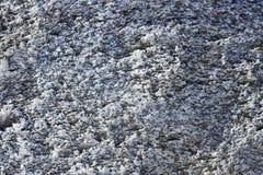 Roca del granito Foto de archivo libre de regalías