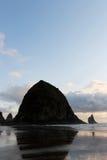 Roca del Haystack Fotos de archivo libres de regalías