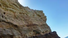 Roca del hombre Imagenes de archivo