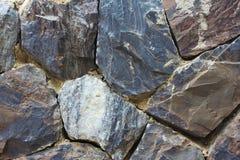 Roca del jardín Imagen de archivo