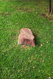 Roca del jardín Fotos de archivo