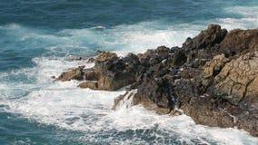 Roca del mar Foto de archivo