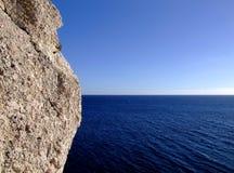Roca del megalito Fotografía de archivo