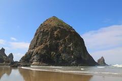 Roca del pajar Fotografía de archivo