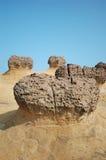 Roca del panal Foto de archivo