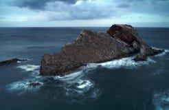 Roca del violín del arqueamiento Imagenes de archivo