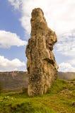 Roca enorme en Iraq Fotografía de archivo
