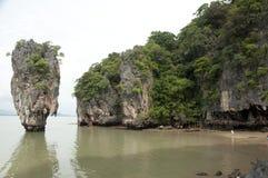 roca exquisita pequeñas isla imágenes de Singapur, Fotos de archivo libres de regalías
