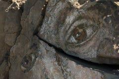 Roca Graffitti imagen de archivo libre de regalías