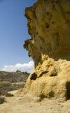 Roca grande Fotos de archivo