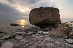 Roca grande Imagenes de archivo
